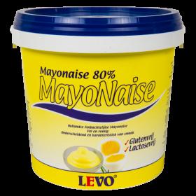 LEVO MAYONAISE 80% 10L