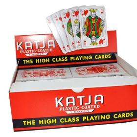 Katja hoskin speelkaarten