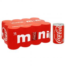 Coca Cola Mini 12x150ml