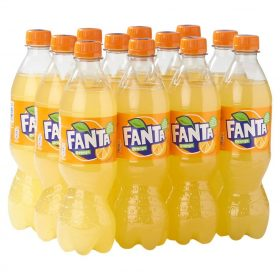Fanta Orange pools 12x50cl**actie**