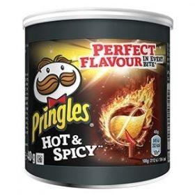 Pringles Hot&Spicy 40g