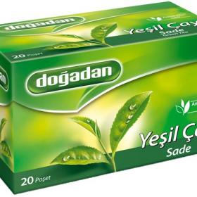 Dogadan Yesil Cay 20st