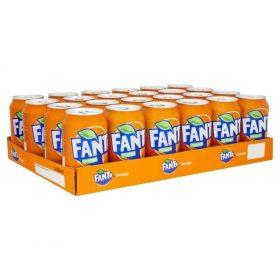 Fanta Orange DK 24x33cl
