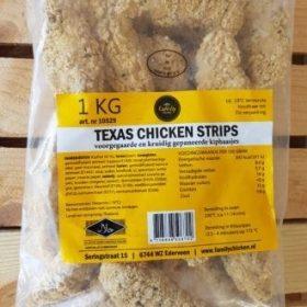 Texas Chicken Strips 1kg