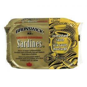 Brunswick Sardines 106 GR